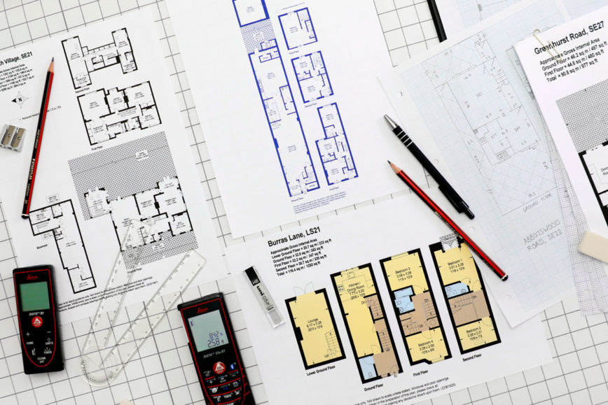 Floor plans + EPCs, Home Exposure Property Marketing