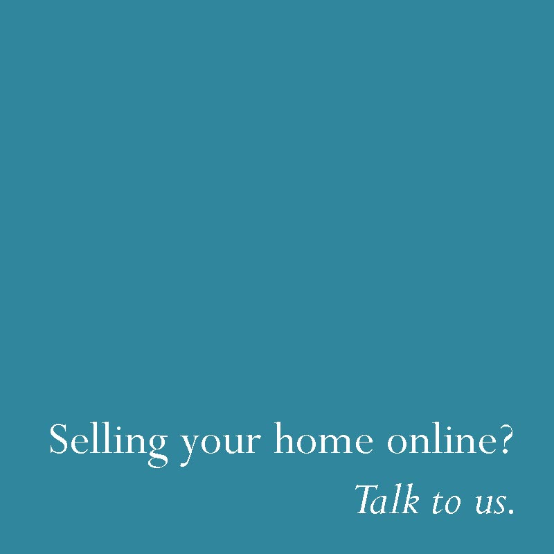 Selling your home online