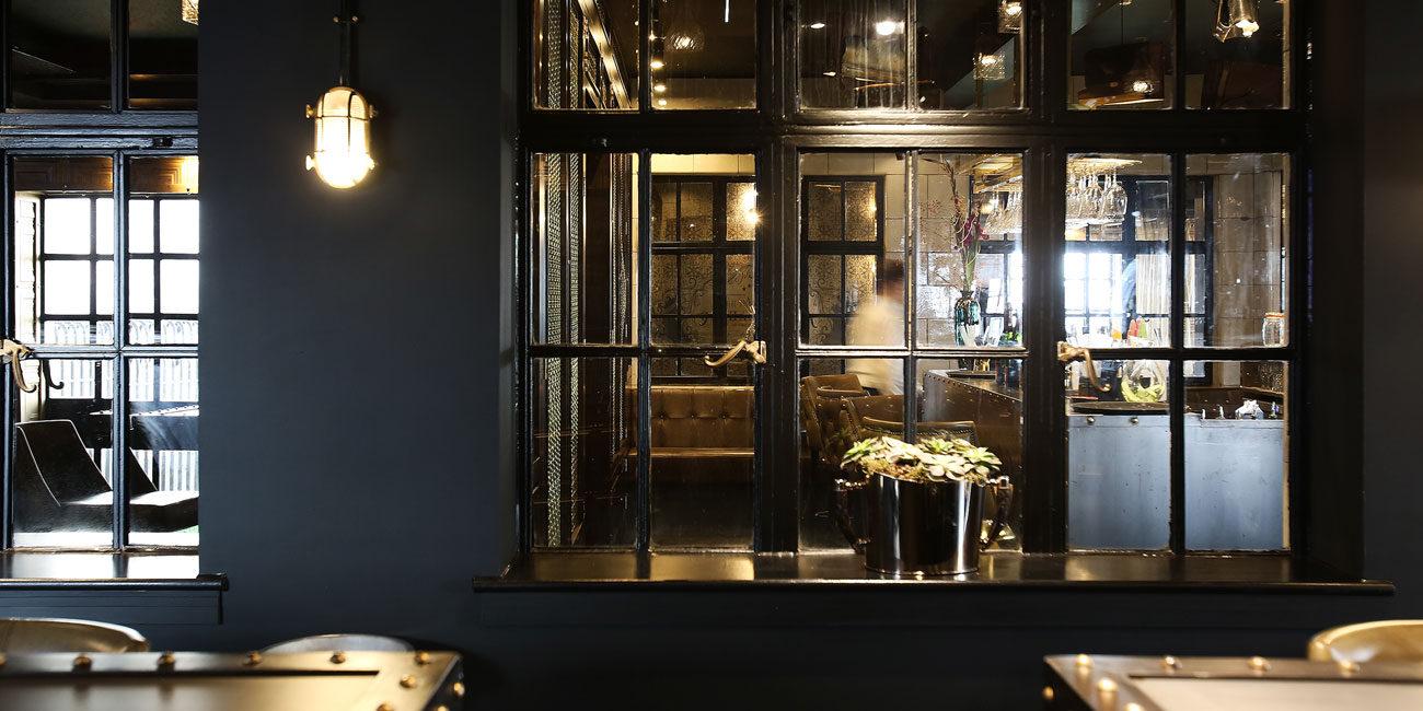Hotel Gotham Manchester - interior design