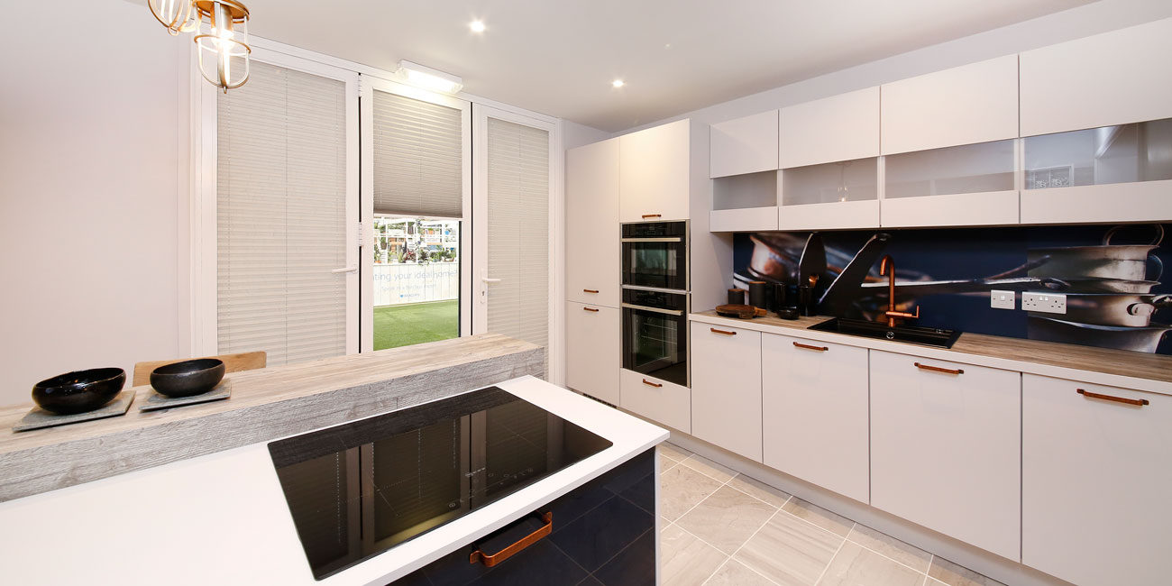 Ideal Home Show photography - interior set, kitchen
