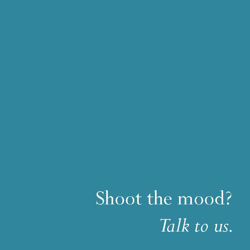 Shoot the mood