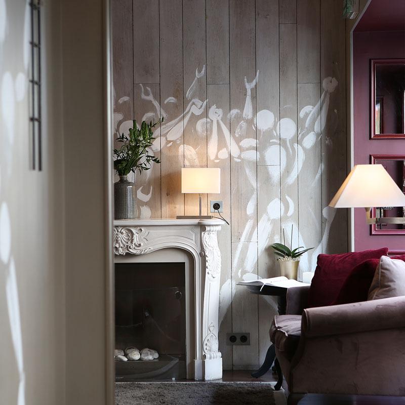 Hotel photography, soft furnishing interior design