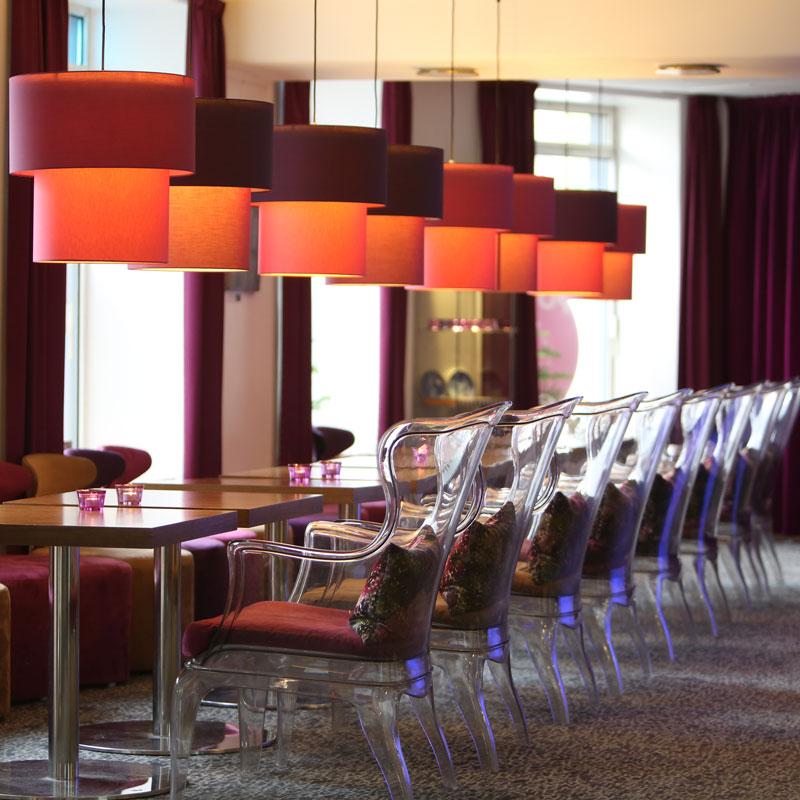 Hotel photography, interior design refreshments
