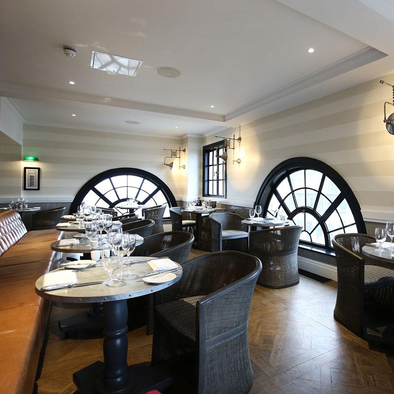 Hotel Gotham - dining