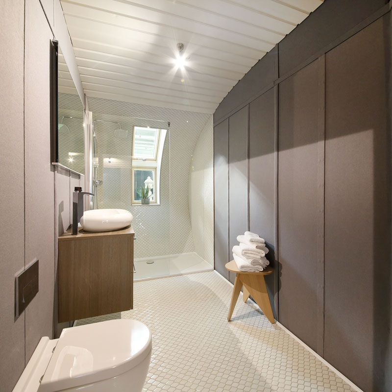 Ideal Home Show photography - bathroom